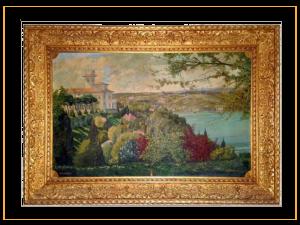 Antika güzel tablolar
