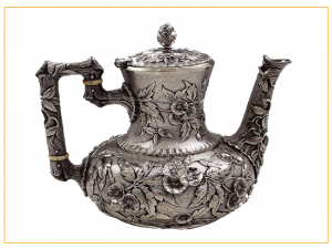 Antika çaydanlık
